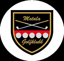 Motala Golfklubb Menu Logo