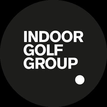 Indoor Golf Group Menu Logo