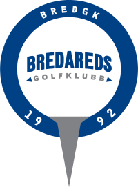 Bredareds Golfklubb Menu Logo