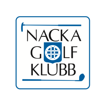 Nacka Golfklubb Menu Logo