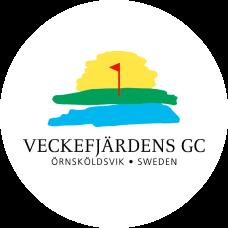 Veckefjärden GC Menu Logo