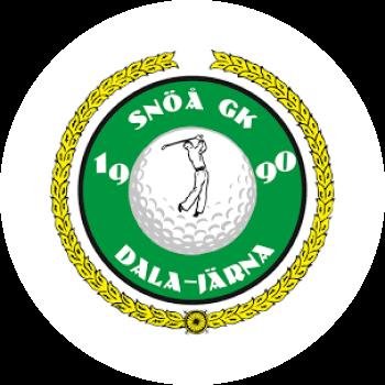 Snöå Golfklubb Menu Logo