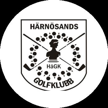 Härnösands Golfklubb Menu Logo