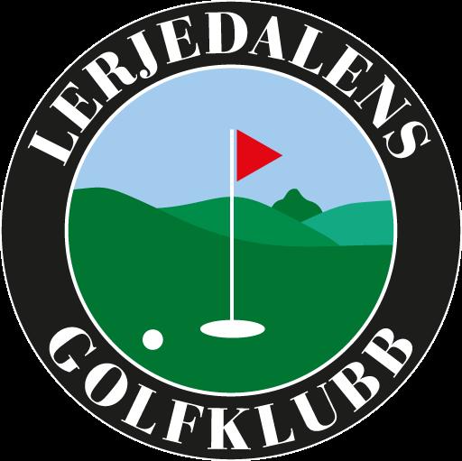 Lerjedalens Golfklubb Menu Logo