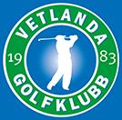Vetlanda Golfklubb Menu Logo