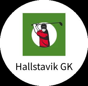 Hallstavik GK Menu Logo