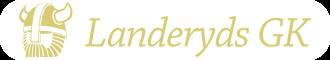 Landeryds Golfklubb Menu Logo