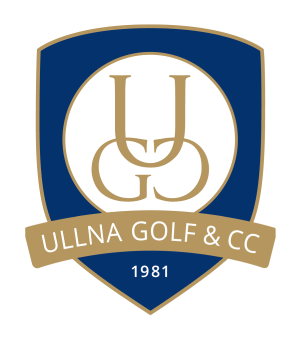 Ullna Golf Club Menu Logo